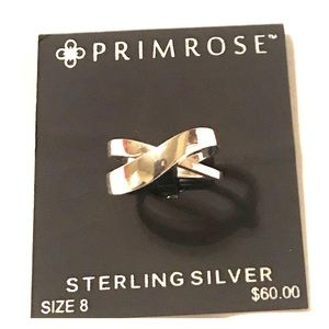 NWT Silver Ring
